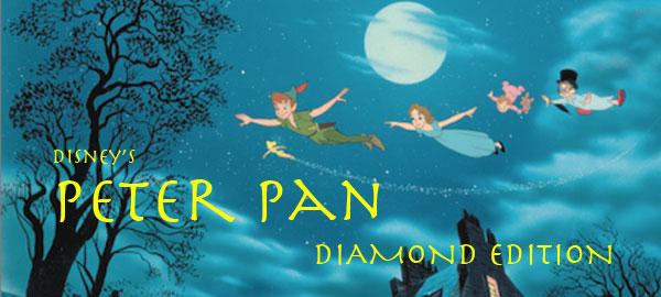 Disney's Peter Pan Diamond Edition