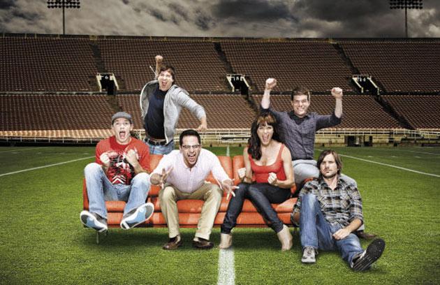 the league season 5