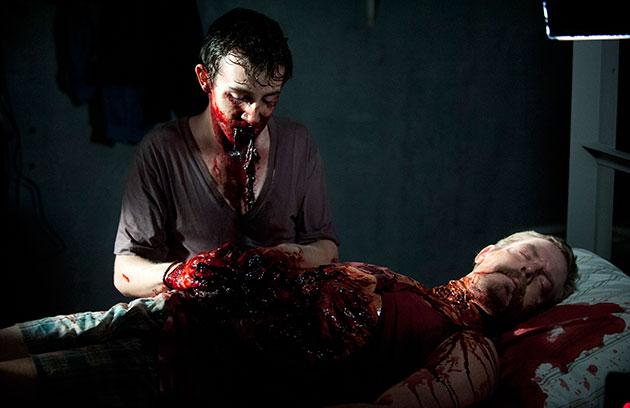 the walking dead zombie patrick infected recap