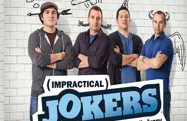 impractical jokers season 1 dvd review