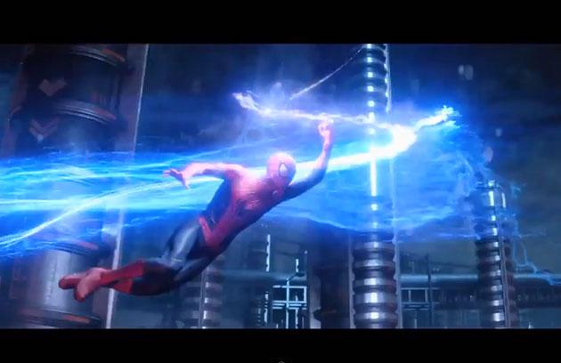 the amazing spider-man 2 trailer